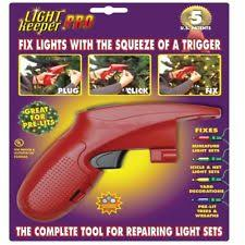 light keeper pro complete tool for fixing christmas tree lights