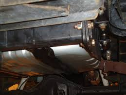 Ford Diesel Truck Fuel Tanks - 38 gall fuel tank hitch and spare ford truck enthusiasts forums