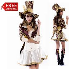 cheap costumes for women mad hatter costume women in