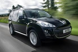 peugeot 4x4 models peugeot 4007 2007 2012 review 2018 autocar