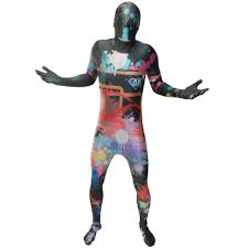 halloween morphsuits abstract man morphsuit morph costumes us