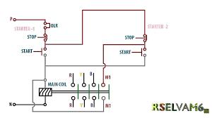 100 wiring diagram motor dol electrical wiring and