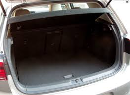 volkswagen golf trunk 2015 volkswagen golf tdi s a new round for the golf reviewed