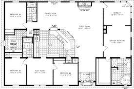 floor plans 2000 square floorplans for manufactured homes 2000 square up 4 bedroom