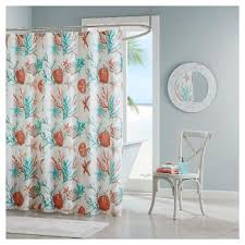pink shower curtains u0026 liners target