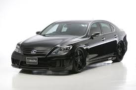 lexus cars 2011 wald international lexus ls600h car tuning