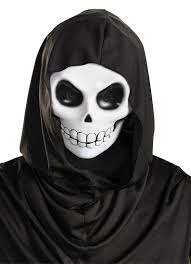 grim reaper mask by disguise 56558 walmart com