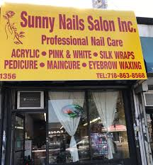 sunny nails salon bronx ny 10462 yp com