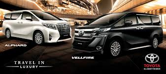 kereta vellfire video interview with 2016 toyota alphard and vellfire chief