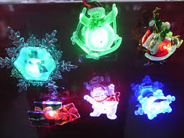 christmas light suction cups holiday memories set of 6 christmas decoration with suction cup