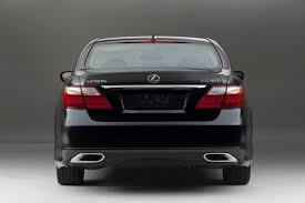 lexus ls 2012 2011 lexus ls 460 touring edition is more sportier