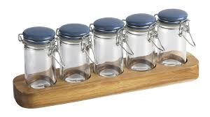 Kitchen Glass Canisters With Lids by Kitchen Kitchen Spice Jars Canister Ceramic Czechoslovakia Czech