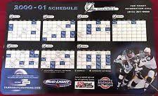 Tampa Bay Lighting Schedule Tampa Magnet Schedule Ebay