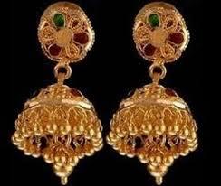 bengali earrings the 25 best bengali jewellery ideas on