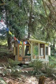 detached home office plans airy backyard shelter creative ideas for backyard retreats