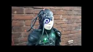 frank halloween mask borg halloween costume new version youtube