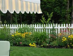 Front Garden Fence Ideas Security And Style In Garden Fence Ideas Bedroom Ideas