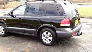 hyundai santa fe 05 bennetscars co uk 2005 hyundai santa fe cdx crtd 108k now sold