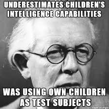 Psychology Meme - writing a paper on piaget couldn t resist making this meme imgur