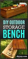 41 cool diys to get your backyard ready for summer deck storage