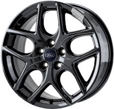 ford rims aly10011u45 pb01 ford focus wheel black painted fm5z1007e