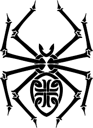 spider black and white spider clipart black and white the cliparts