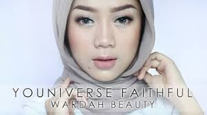 review tutorial make up natural wardah wardah beauty videos bapse com