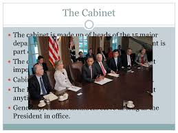 Facts About The Cabinet Leadership In Our Government The Three Branches The Government Of