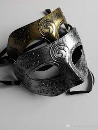 men s masquerade mask party mask men s retro greco gladiator masquerade masks