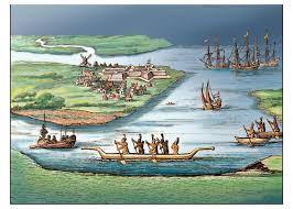 what did the pilgrims do on thanksgiving thanksgiving myth native americans weren u0027t passive and land bound