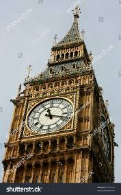 London Clock Tower Big Ben Clock Tower London Stock Photo 73425043 Shutterstock