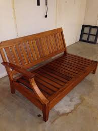 Wooden Outdoor Lounge Furniture Good As New Outdoor Lounge Furniture Reseal And Refinish