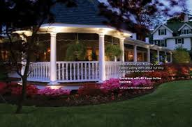 Landscape Lighting Installers Design Lighting By Marks Provides Lighting Design In Ct Ny And