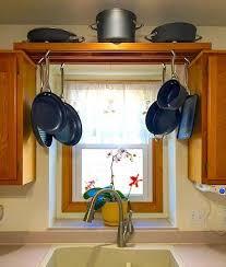 Pots And Pans Cabinet Rack Best 25 Pot Rack Ideas On Pinterest Hanging Pots Kitchen