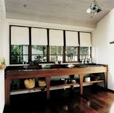 plan de cuisine en bois plan travail cuisine en bois exotique ipe