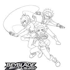 Coloriage Beyblade Burst Shu Coloriage Beyblade Burst Shu Unique 7