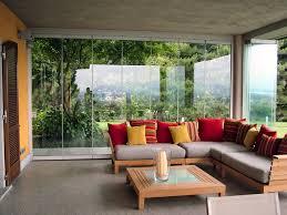 vetrate verande vetrate panoramiche moderno veranda di gm morando