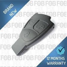 replacement key mercedes mercedes 3 button replacement key fob fobfix