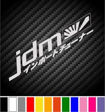 mitsubishi sticker design jdm decal honda mitsubishi toyota car window bumper sticker