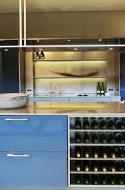 concrete countertops high gloss kitchen cabinets lighting flooring
