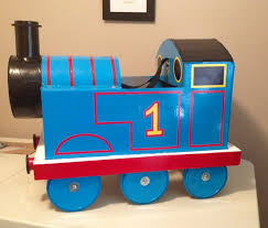 thomas train costume 8 steps pictures