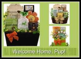 Pet Gift Baskets Dog Gifts
