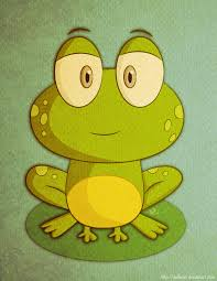 cartoon frog rana de caricatura my work pinterest frogs