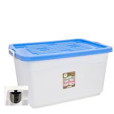 Jual Keranjang Container Plastik Bekas produk plastik greenleaf