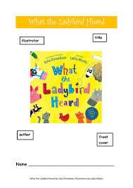 julia donaldson teaching resources and display efs and ks1 author