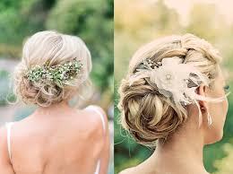 fleurs cheveux mariage tendance 2016 coiffure mariage