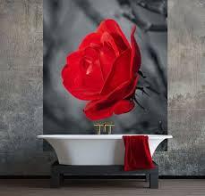 badezimmer len wand die besten 25 rote badezimmer ideen auf rotes