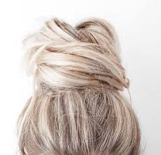 best 25 blonde bun ideas on pinterest messy buns easy low bun