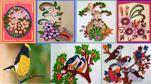 paper quilling art quilling designs for latest projects