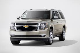 chevy suburban 2015 chevrolet tahoe and suburban review automobile magazine